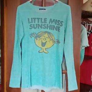 ❤️2/$25❤️Little Miss Sunshine Shirt Long sleeve